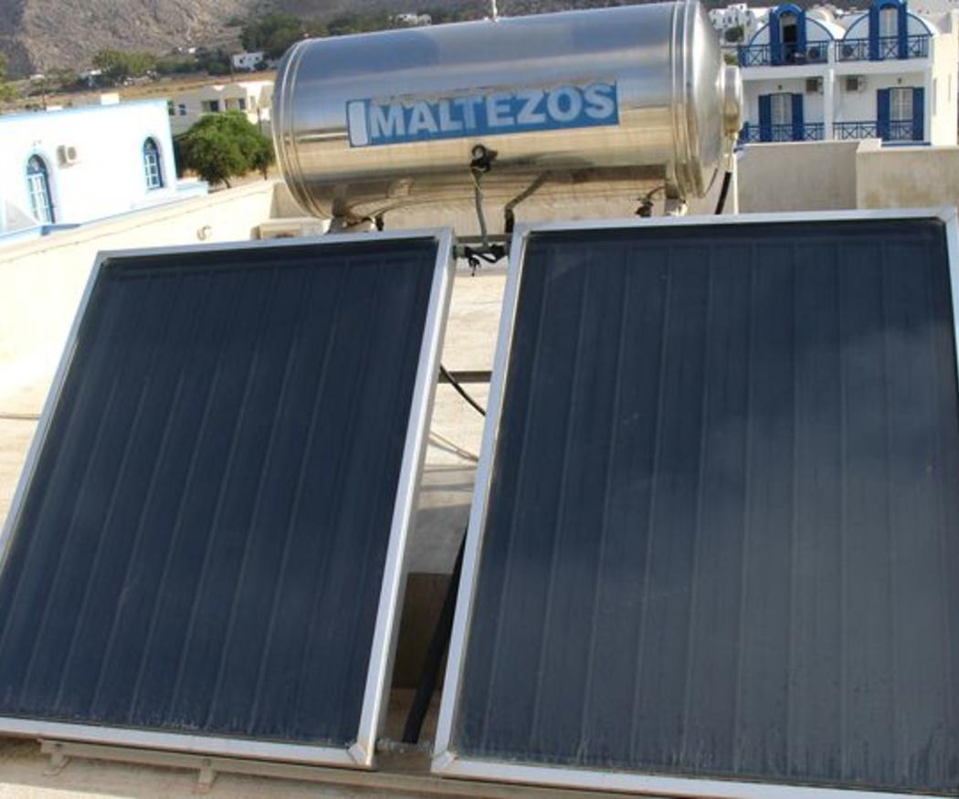 Los primeros estudios sobre energía solar