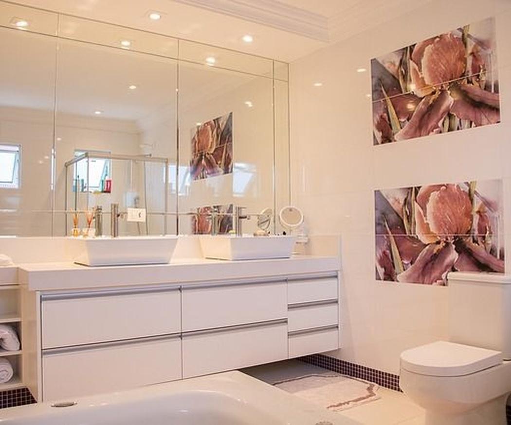 8 ideas para reformar tus baños