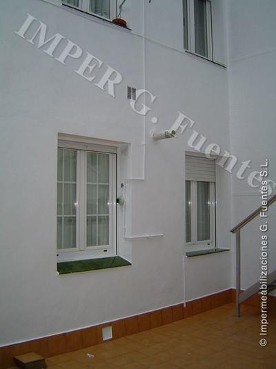 Rehabilitación de edificios: Impermeabilizaciones G. Fuentes, S.L.