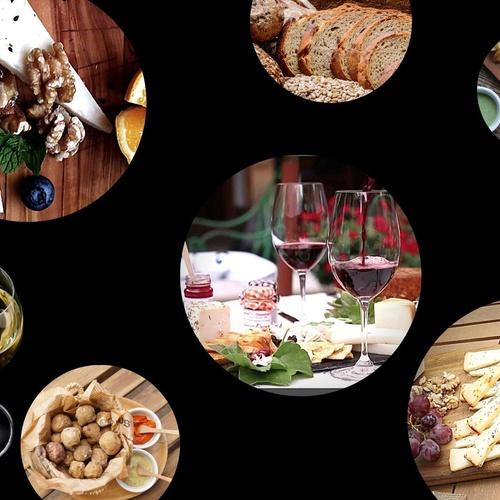 Nuestros Menú, frescos, sencillos y locales , un momento para compartir y tapear los mejores Quesos y vinos locales.