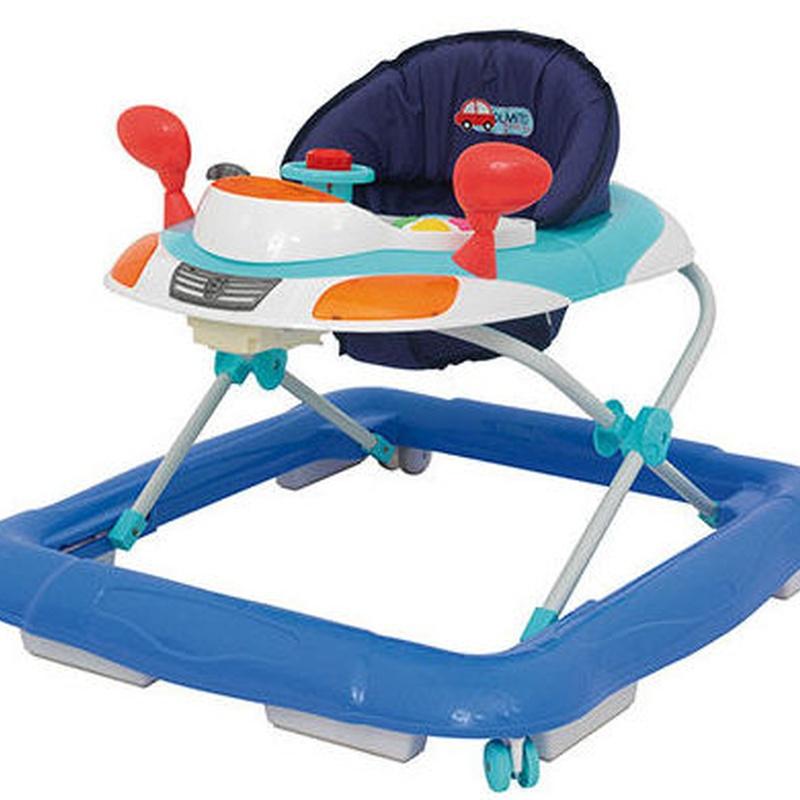 Andador Actividades Blue Olmitos: Productos de Mister Baby
