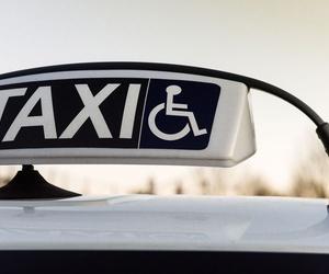Taxi adaptado en Tudela