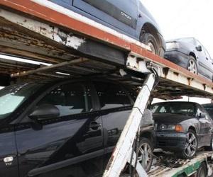 Transporte de Vehículos Agrupados