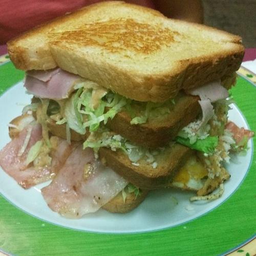 Sándwiches en Reus