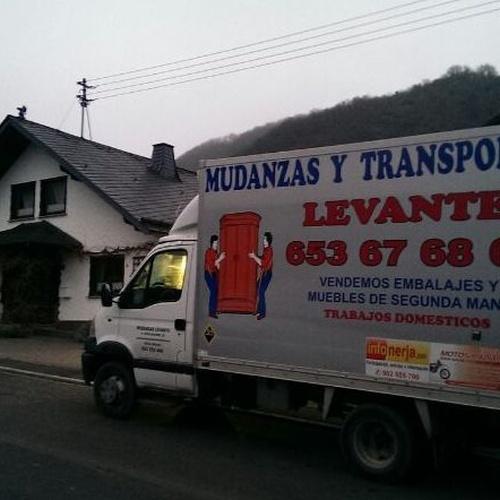 Mudanzas y transportes al mejor precio