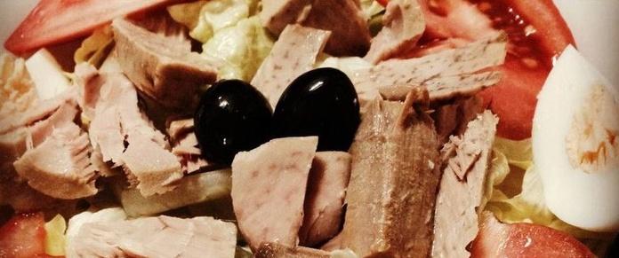 Entradas y ensaladas: Nuestra Carta de Restaurante Manolo 1934
