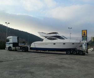 Transporte de embarcaciones a nivel internacional