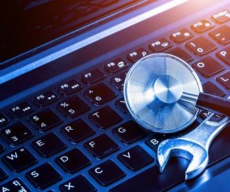 Limpieza de virus: Servicios de Centelles Informática