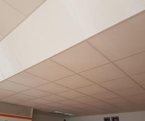 Falso techo oficina Icod
