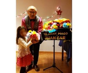 Mago para cumpleaños infantiles en Zaragoza