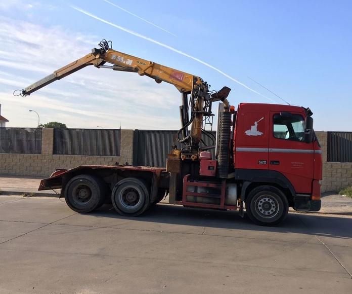 VOLVO FH16 520 6X4: Vehículos industriales de Emirtrucks Trading