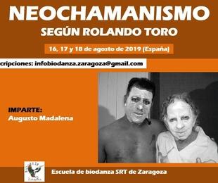 Neochamanismo según Rolando Toro. Con Augusto Madalena