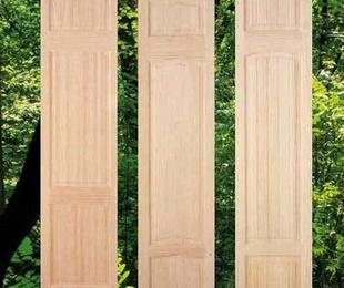 Puertas de armarios rústicos y clásicos