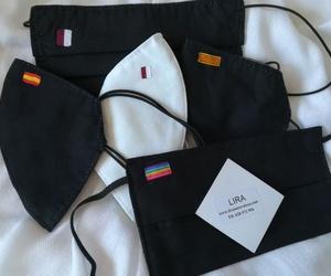 Mascarillas de Bandera( España, Castilla la Mancha, Cataluña y Bandera Arco Iris en la imagen)