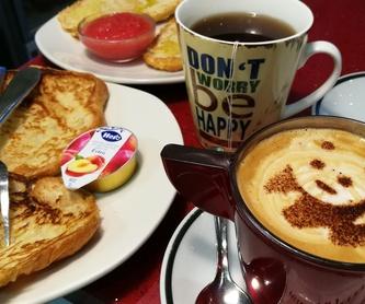 Hamburguesas: Carta de Bar Restaurante Doña Elena