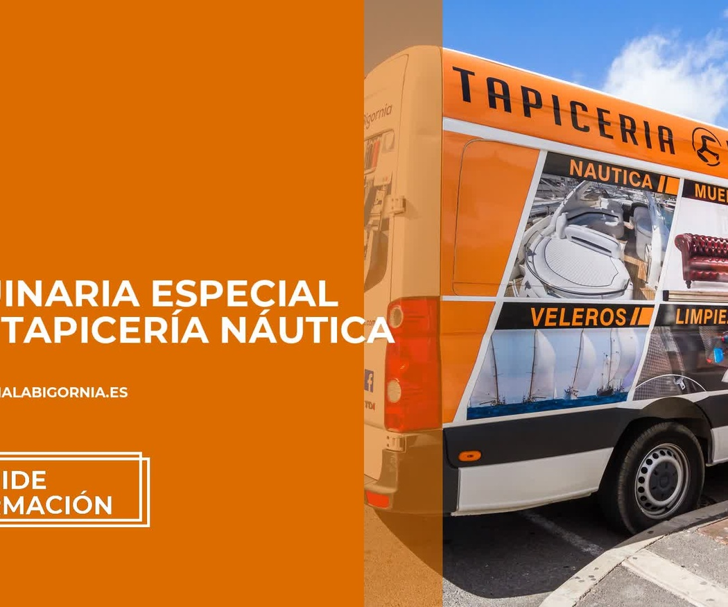 Servicio de tapicería en Tenerife: Tapicería la Bigornia