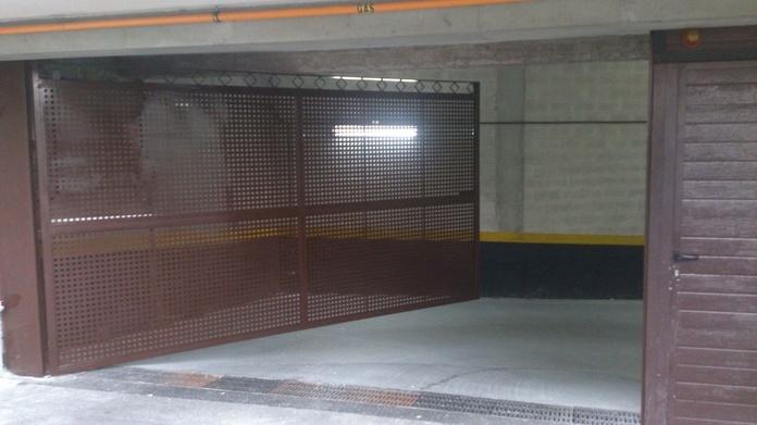 Portones Automaticos : TRABAJOS de Carpintería Metálica Hialupin