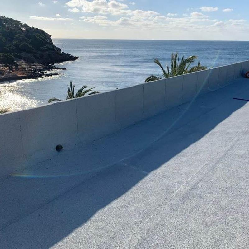 Impermeabilizaciones: Servicios de Impermeabilizaciones Laachiri Bachir Ibiza