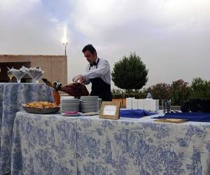 Jamón al corte para bodas en Tomelloso