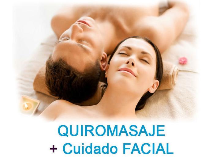 Pack Bienestar - Quiromasaje y Cuidado Facial: Servicios de Quirosan