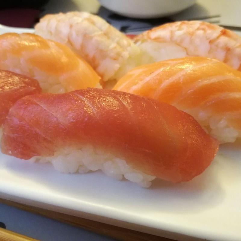 Nigiri: Carta y Menús de Restaurante Tsuruma