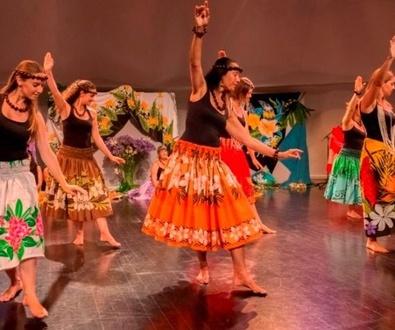 Taller Hula danza de Hawaii en Tenerife