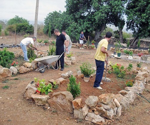 Taller ocupacional: jardinería