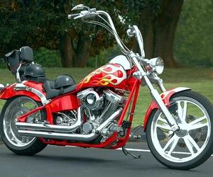 Historia del cromado y de la moto