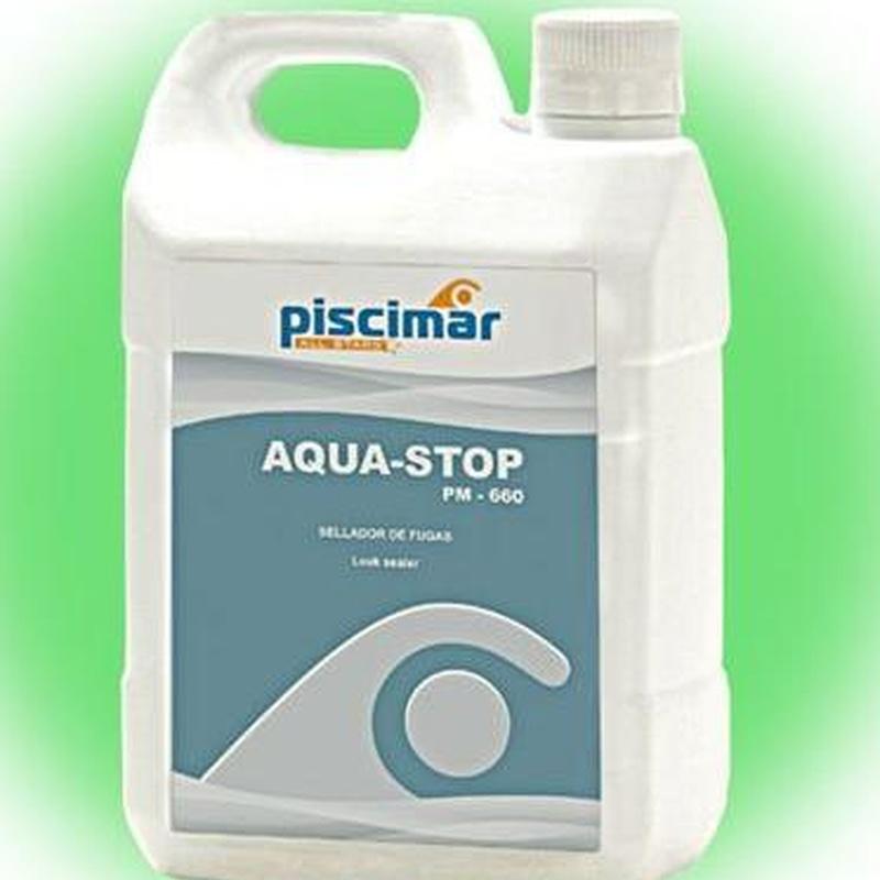 PM-660 AQUA-STOP