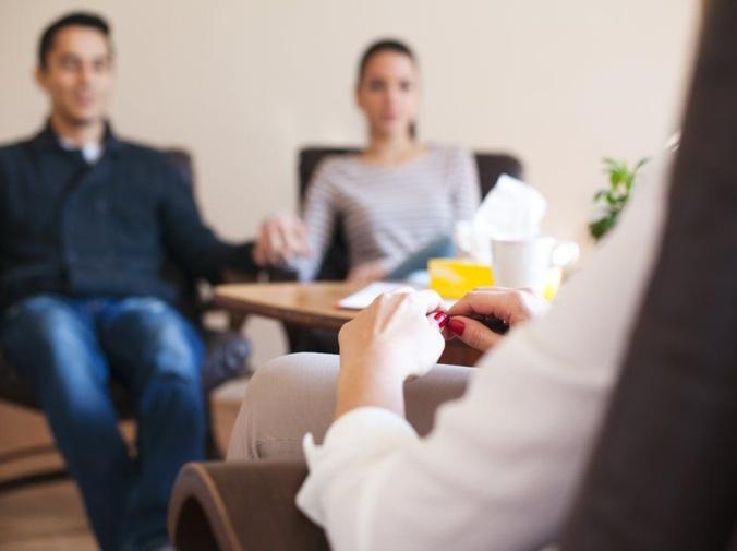 Casos que se tratan en las terapias de pareja