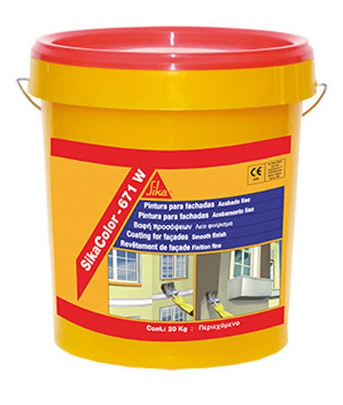 Sika Color 671
