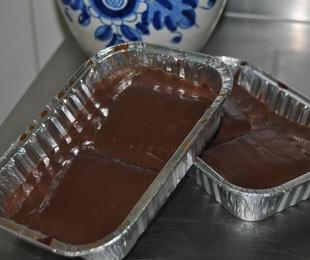 7 - Tarta de Chocolate de la Abuela Joaquina.