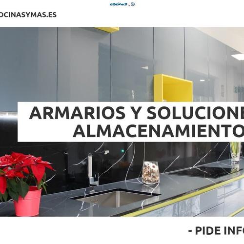 Cocinas a medidaen Arturo Soria, Madrid |Cocinas y +