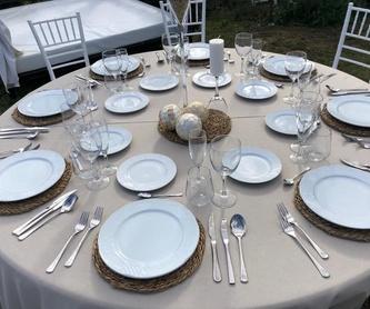 Alquiler de mesas: Servicios de Alquiler de Sillas Infantes