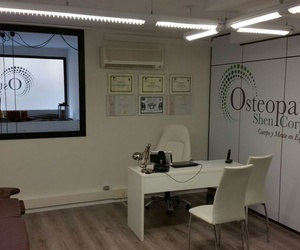 Instalación integral de centro de osteopatia