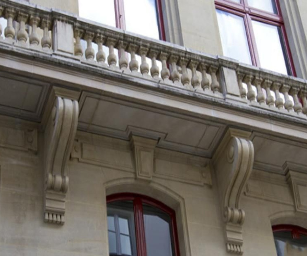 El cuidado a la hora de restaurar fachadas de edificios históricos