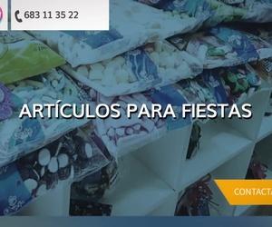 Artículos de fiesta en Lanzarote: Candy Party