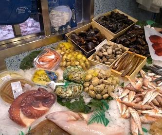 Pescado del Cantábrico: Pescadería de Peixeteria ENRIQUETA
