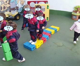 Autonomía personal: Servicios de Centro Infantil Arco Iris