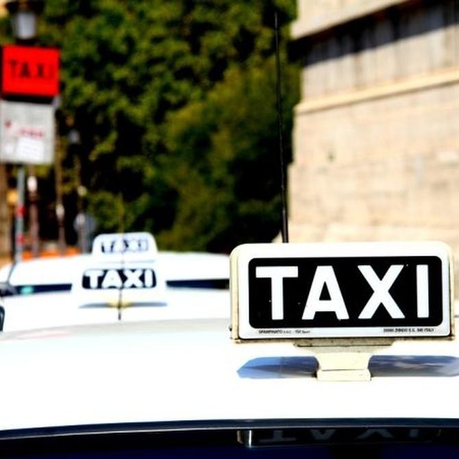 ¿De dónde viene la palabra taxi?