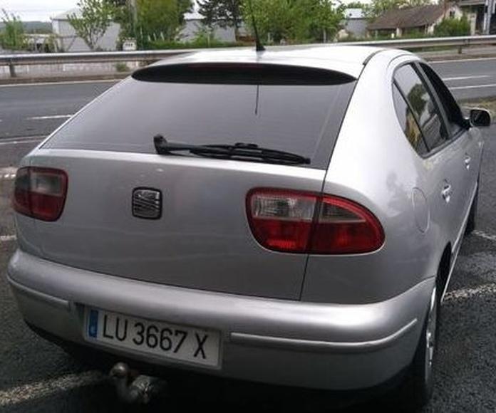 SEAT Leon 1.9TDi 110CV SPORT: Compra venta de coches de CODIGOCAR