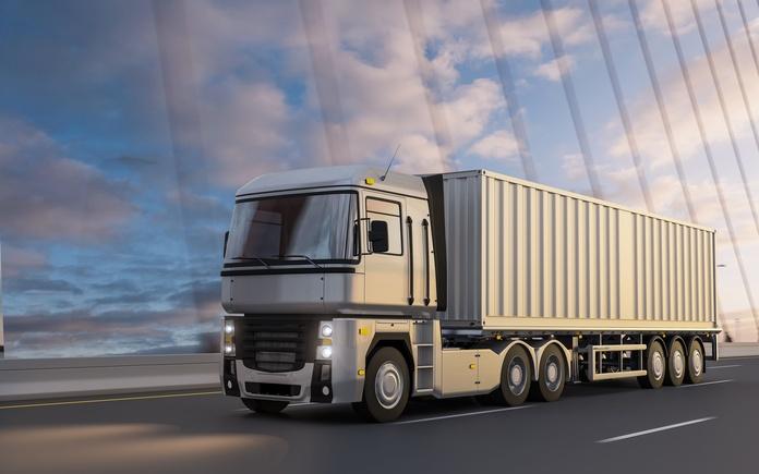 Transporte de mercancías perecederas: Servicios de Transportes Logística Marín