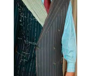 Arreglos traje de caballero