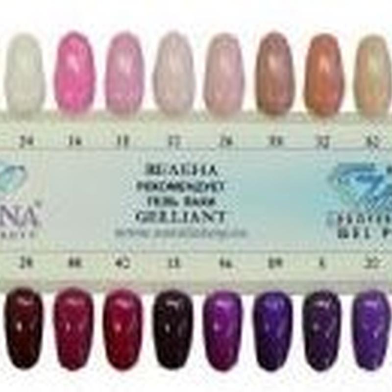 Marcas esmaltado permanente-Gel polish: Productos y Servicios de Natali Nail
