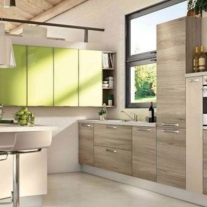 Ideas para planificar la distribución de tu cocina