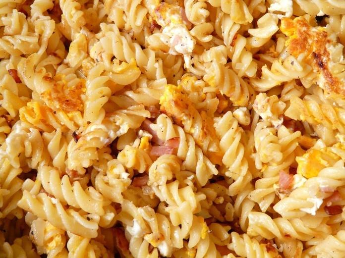 Macarrones: Carta de Pizzeria Fralisani
