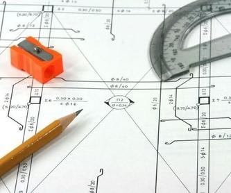 Anteproyecto y proyecto: Servicios de Lu & Machi Arquitectura y Urbanismo