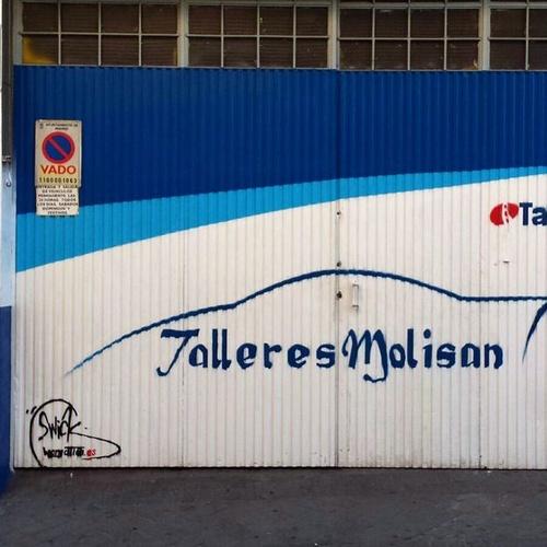 Talleres Molisan en Carabanchel, Madrid