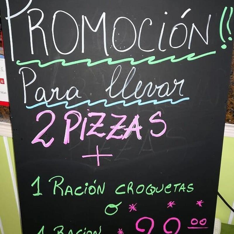 ¡Promoción!: Nuestra carta de La Picadita