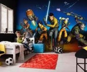Papeles pintados de star wars muchos modelos
